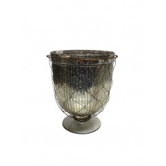 BRISERO ANTIQUE MERCURY GLASS