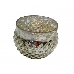 ARRAY VOTIVE SILVER